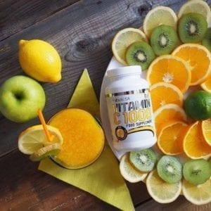 Viên Uống Vitamin C 1000 BiotechUSA Hộp 250 Viên