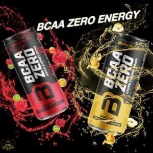Nước tăng lực BCAA ZERO ENERGY BiotechUSA Lon 330ml