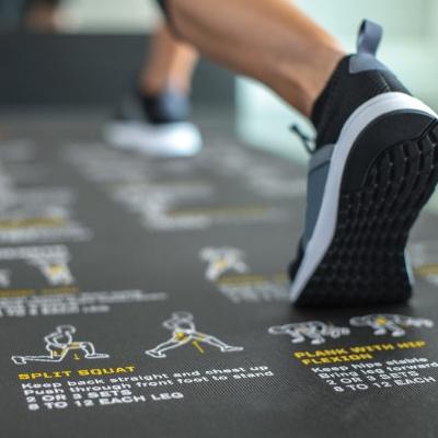 Thảm Tập Yoga Cao Cấp Trainer Mat SKLZ-vuacobap.com