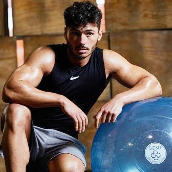 Bóng Tập Yoga/Gym BALLAST BOSU - 65cm-vuacobap.com